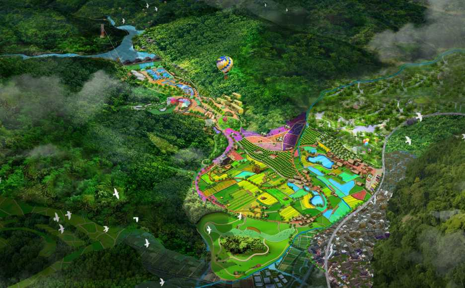 陕西红色旅游项目(南泥湾)