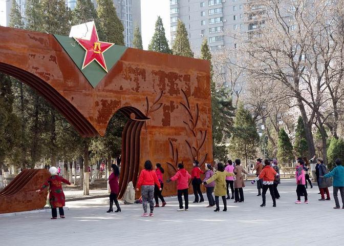 军事文化主题乐园