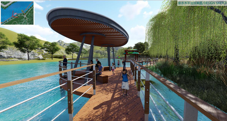 大洋国际生态旅游度假区升级设计案例(深化设计)