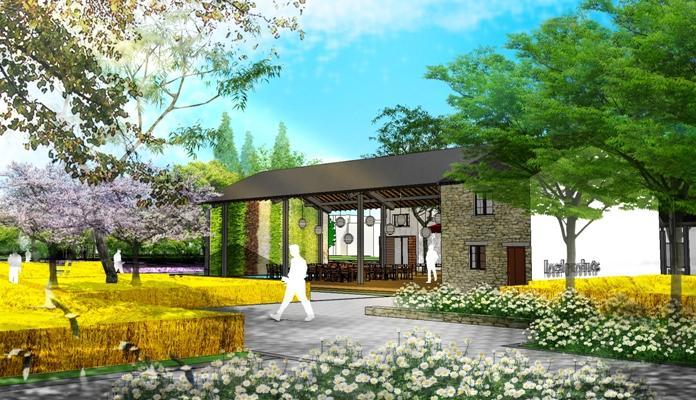 乡村田园景观规划设计
