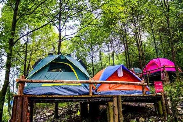 如何做好户外休闲露营基地规划设计?