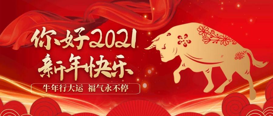 新春吉祥    2021年深圳市创艺园文旅股份有限公司给您拜年啦!