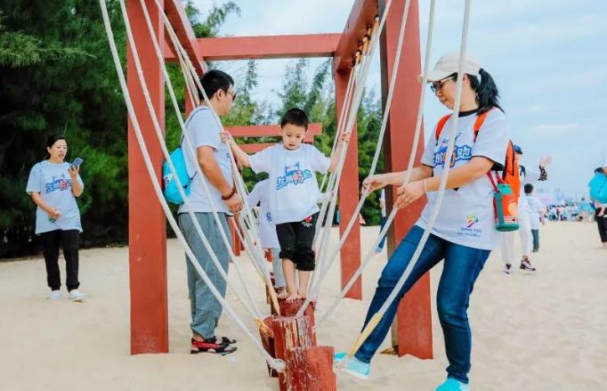 儿童运动拓展乐园规划建设