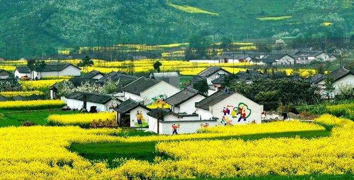 乡村旅游+生态农业休闲旅游