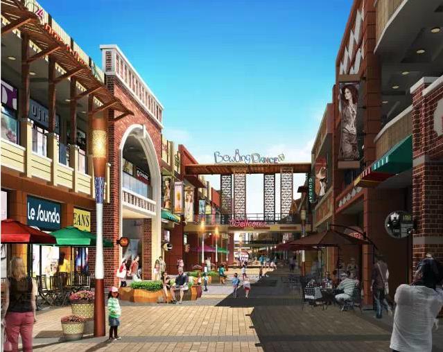 旅游商业街