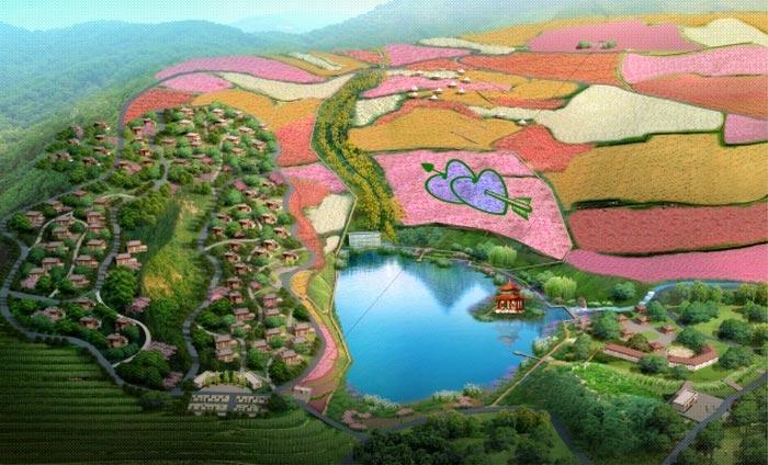 创意农业观光园建设