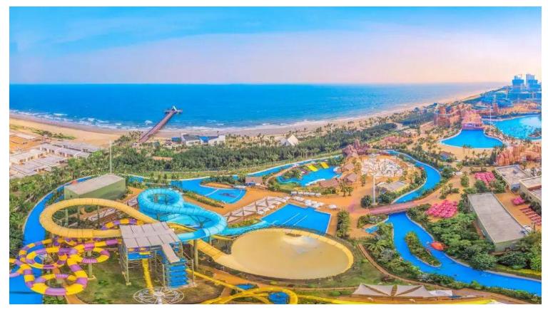 2021广东省8大百亿级文化旅游项目:广东滨海旅游项目占比最重,康养文旅、农业观光亮眼