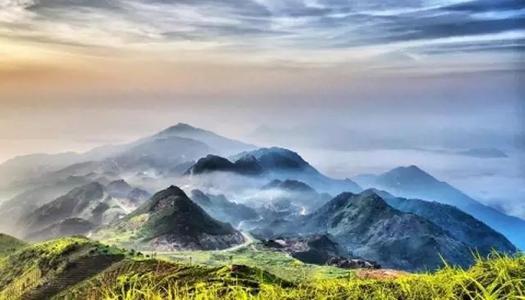 旅游度假区总体规划设计——以孔明山旅游区性质与形象为例