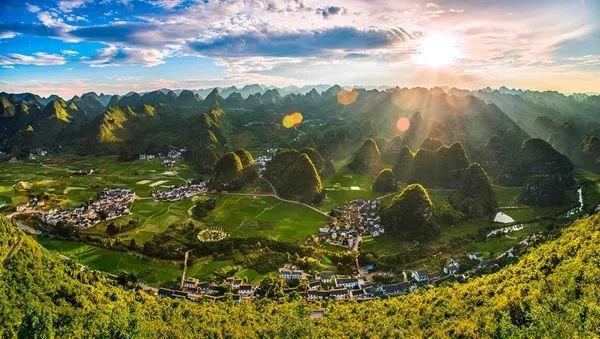 山地休闲度假旅游