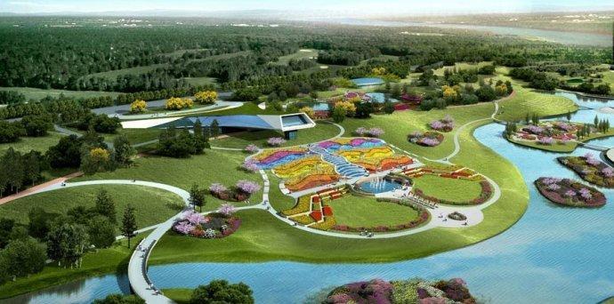 创意农业旅游项目规划研究分析之广州海峽两岸创意农业城案例