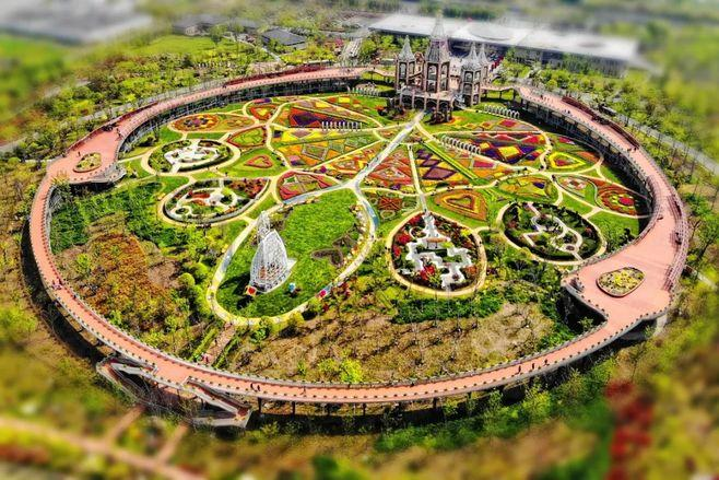 田园综合体的规划设计