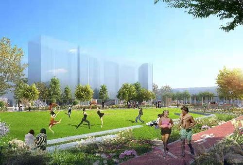 体育+主题乐园:解读体育公园的设计原则