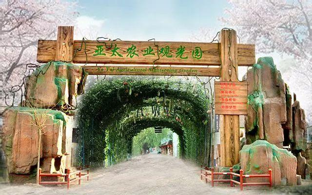 创意农业观光园的规划设计类型和规划开发原则