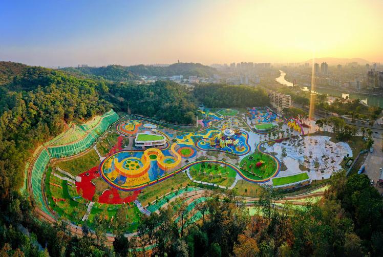 儿童乐园设计方案