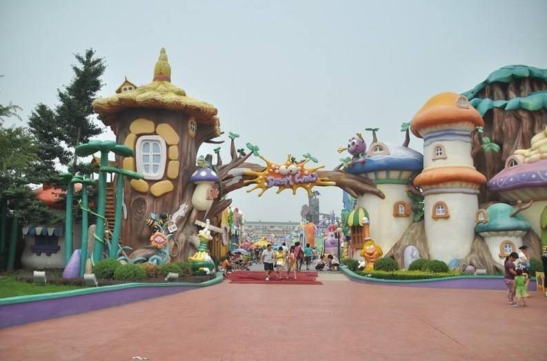 从儿童心理以及生理出发,如何做好儿童乐园设计?