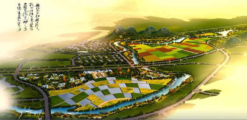 农业观光园规划设计会涉及到哪些相关的理论呢?