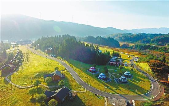 乡村休闲旅游项目开发模式大概有几种?