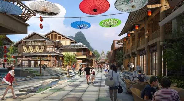 文化旅游型小城镇产业发展规划