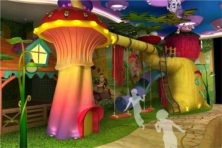 室内儿童主题乐园