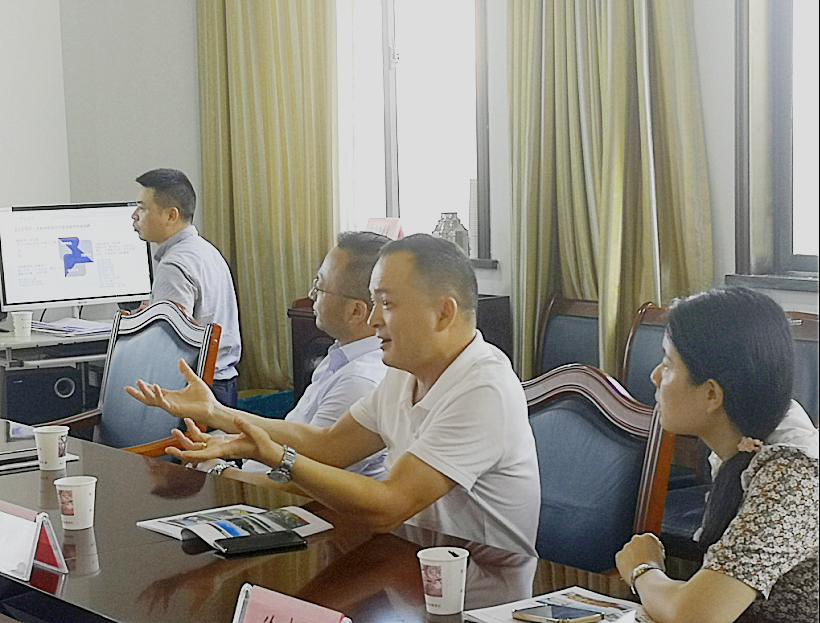 创艺园文旅集团受邀考察中国农谷·屈家岭,助力文旅产业开发升级