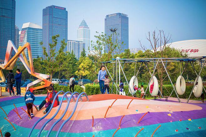儿童乐园景观设计
