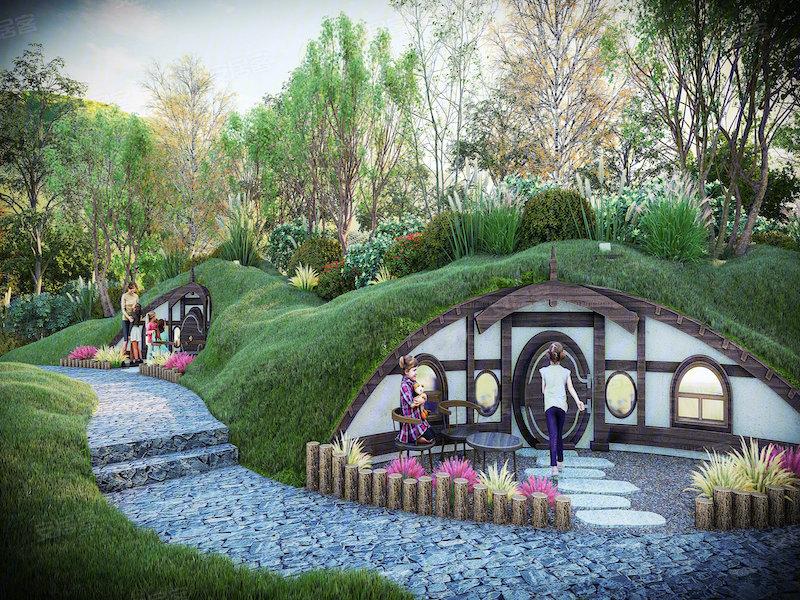 森林康养设施规划