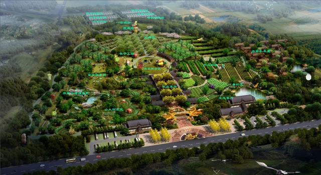 主题公园规划设计