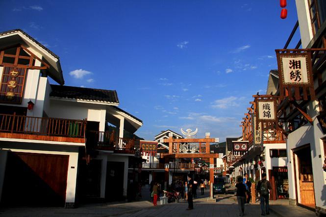 风景型商业街区规划方法