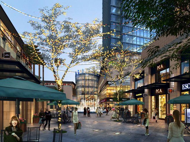 风景型商业街区规划方法:提升景观价值、营造风景资源