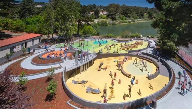 主题公园儿童游乐区规划设计,如何做到让小朋友喜爱呢?