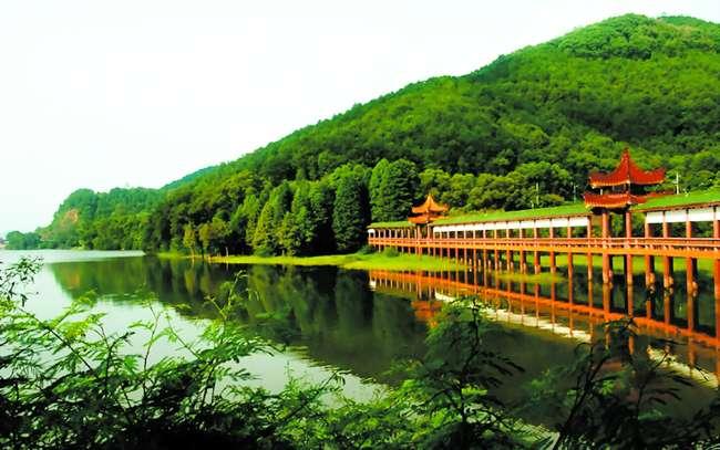 风景旅游度假村规划