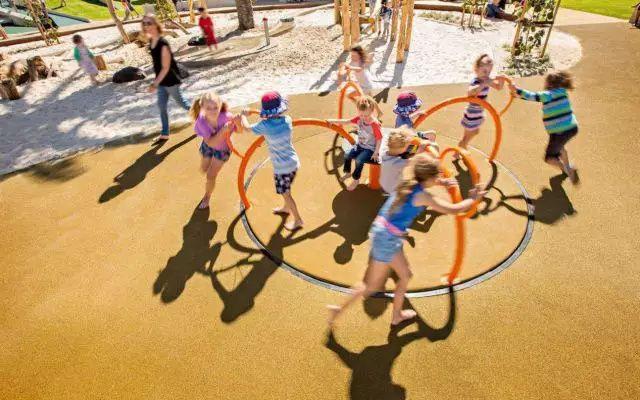 户外儿童亲子乐园设计