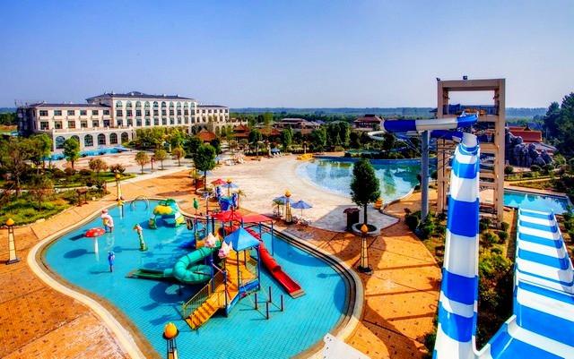 多个大型温泉水乐园设计案例分享:满足多样性旅游度假需求